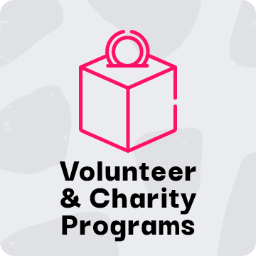 Volunterr & Charity Programs