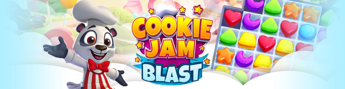 Cookie Jam Blast Header