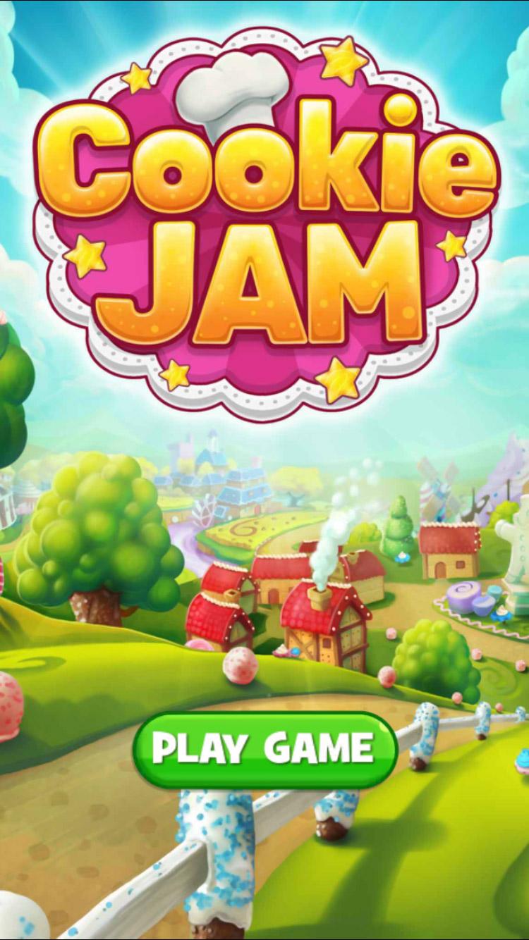 Cookie Jam Online Spielen