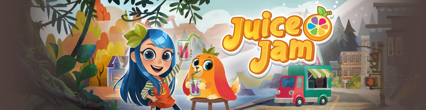 Juice Jam Header