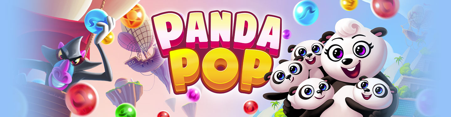 Panda Pop Header