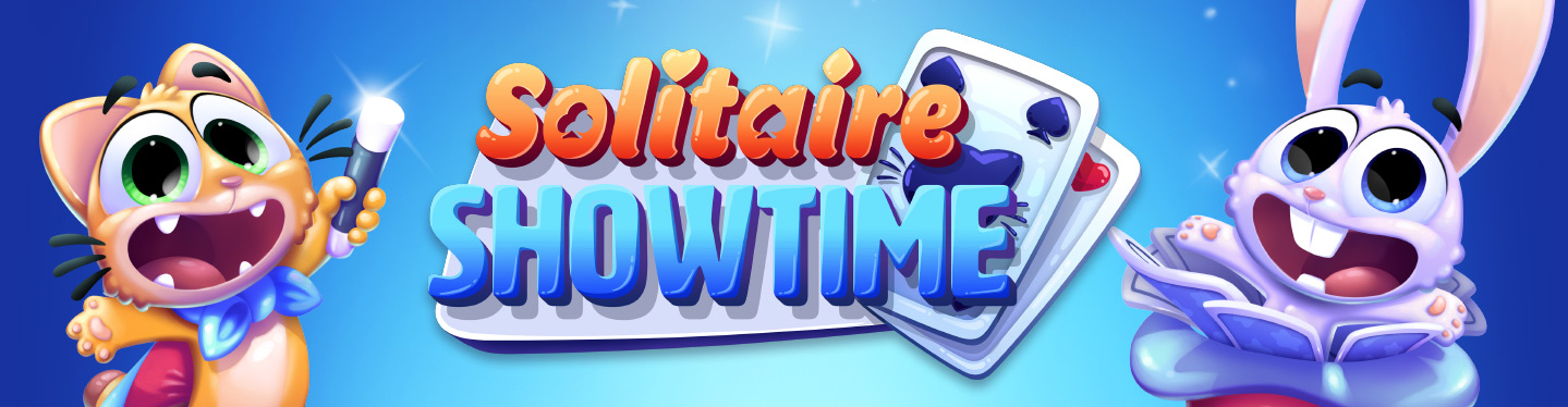 Solitaire Showtime Header