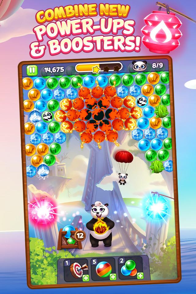 Скачать игру панда поп на компьютер