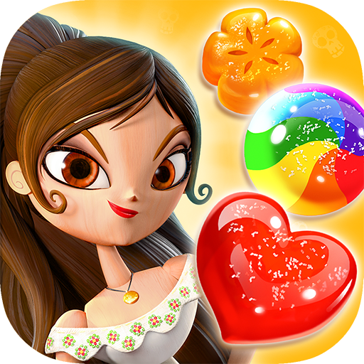 Book of Life: Sugar Smash Icon