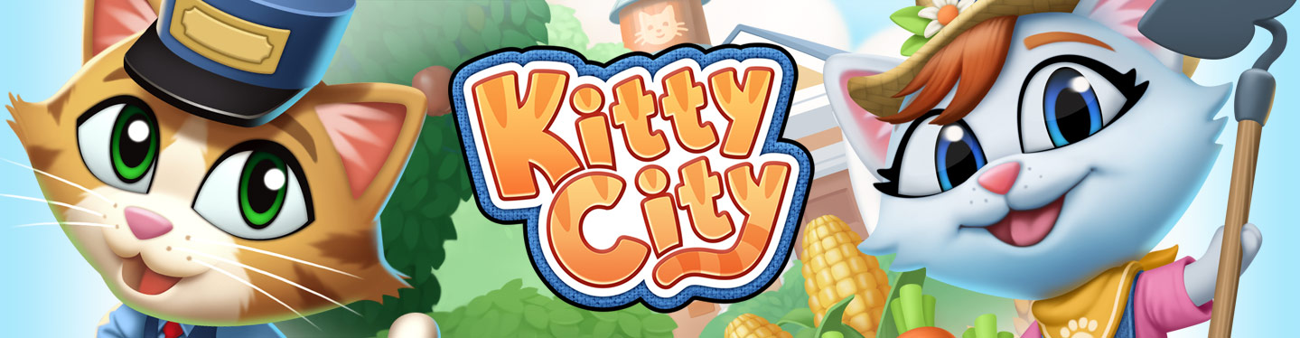 Kitty City Header