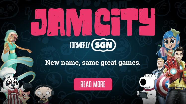 Jam City Header